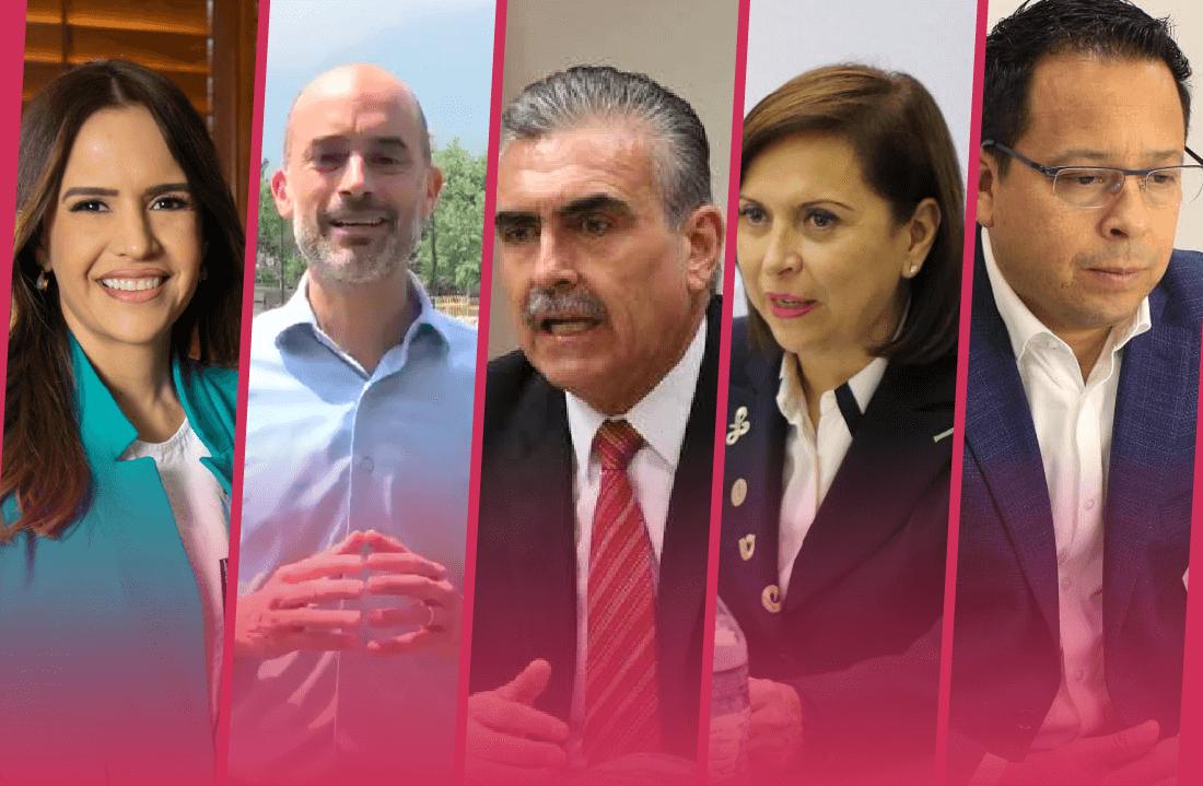 Alcaldes destacados del Área Metropolitana