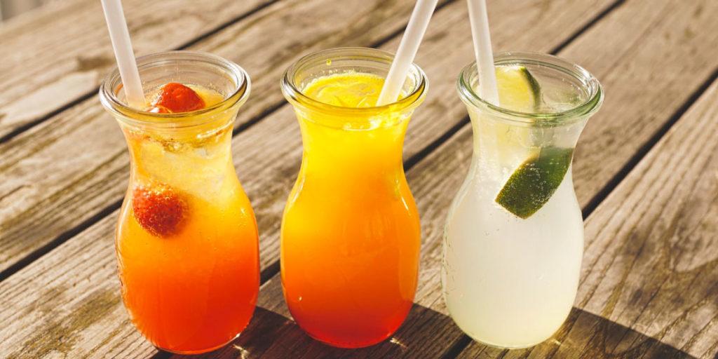 Las limonadas su un gran hack si quieres tomas más líquidos