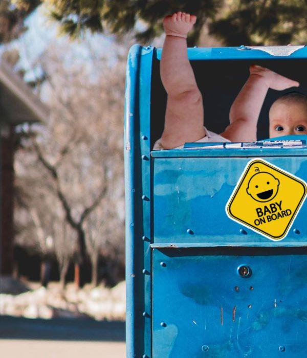 Buzón para bebés