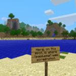 La imagen del texture pack default de Minecraft