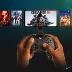 Juegos en la nube de Xbox para Android