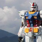 El robot más grande del mundo da sus primeros pasos