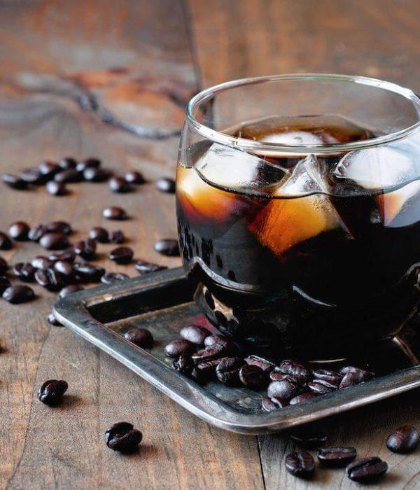 5 recetas de drinks con café fáciles de preparar