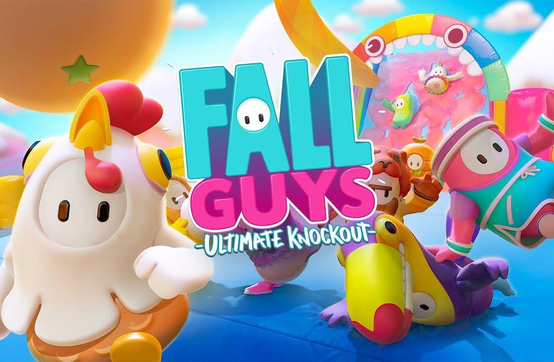 Fall Guys: LANZAMIENTO DE LA TEMPORADA 2