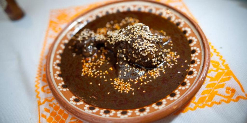 Comidas típicas de México: El mole