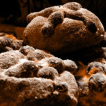 Origen del pan de muerto