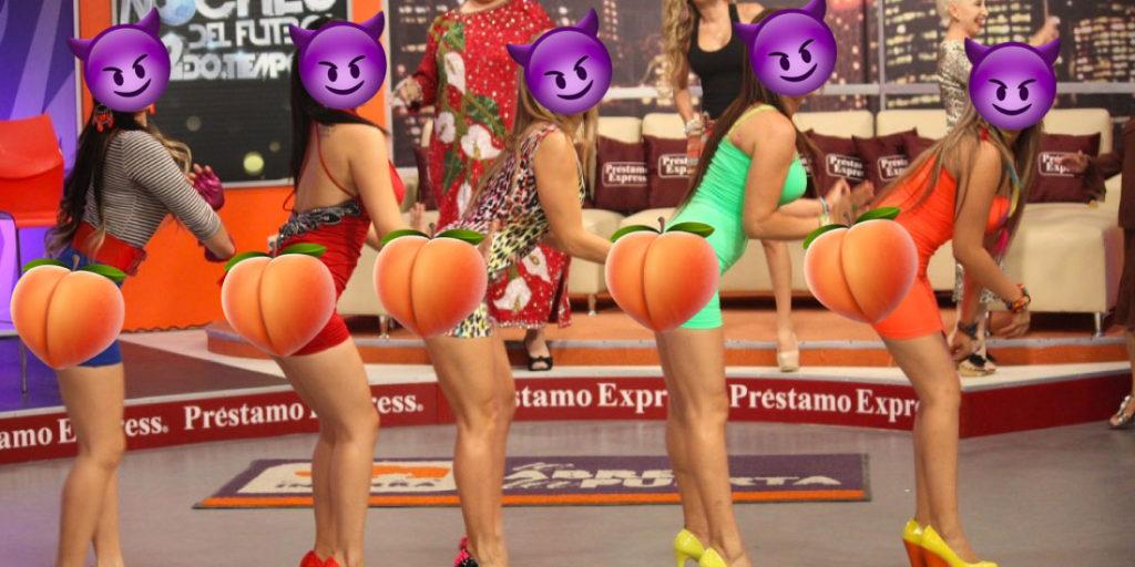 """Hipersexualización y los concursos sexuales más raros del mundo. Miss Bumbum, La """"sensual reta"""" reta de Ernesto Chavana con Anel, Miss Tanga y más."""