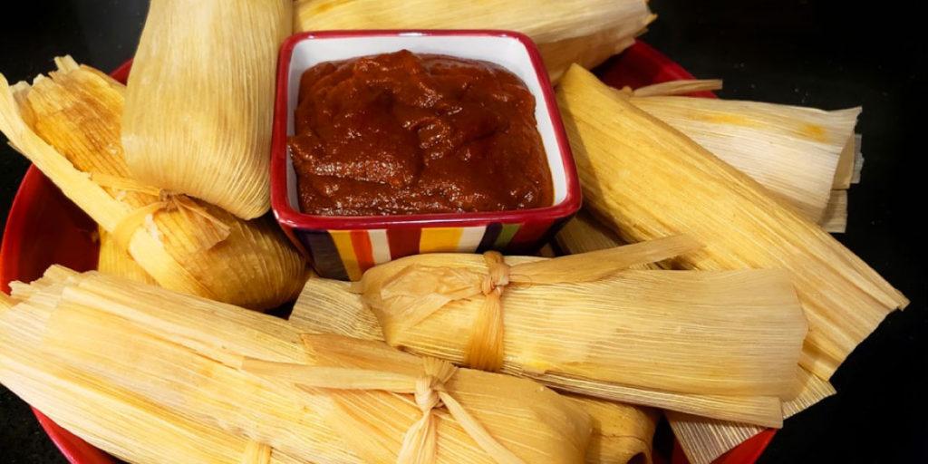 Comidas para Celebrar el Día de Muertos - Tamales