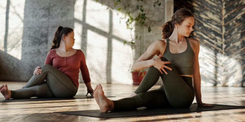 cerebro materia gris yoga