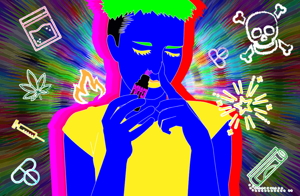 Poppers: La peligrosa droga sexual que aumenta el placer