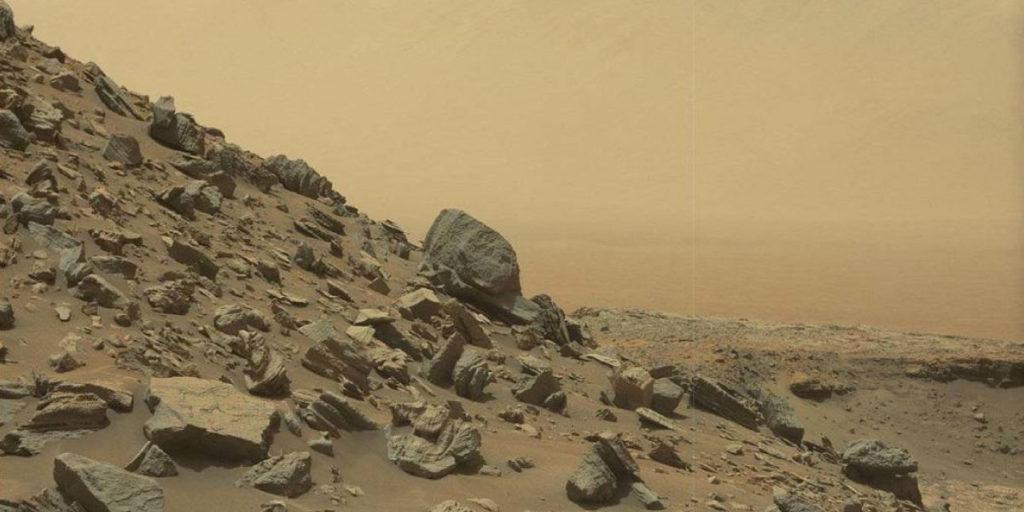 Terremotos, sismos en Marte