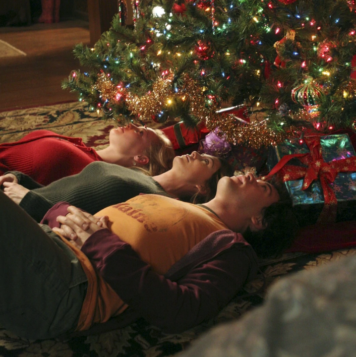 lista de episodios navideños