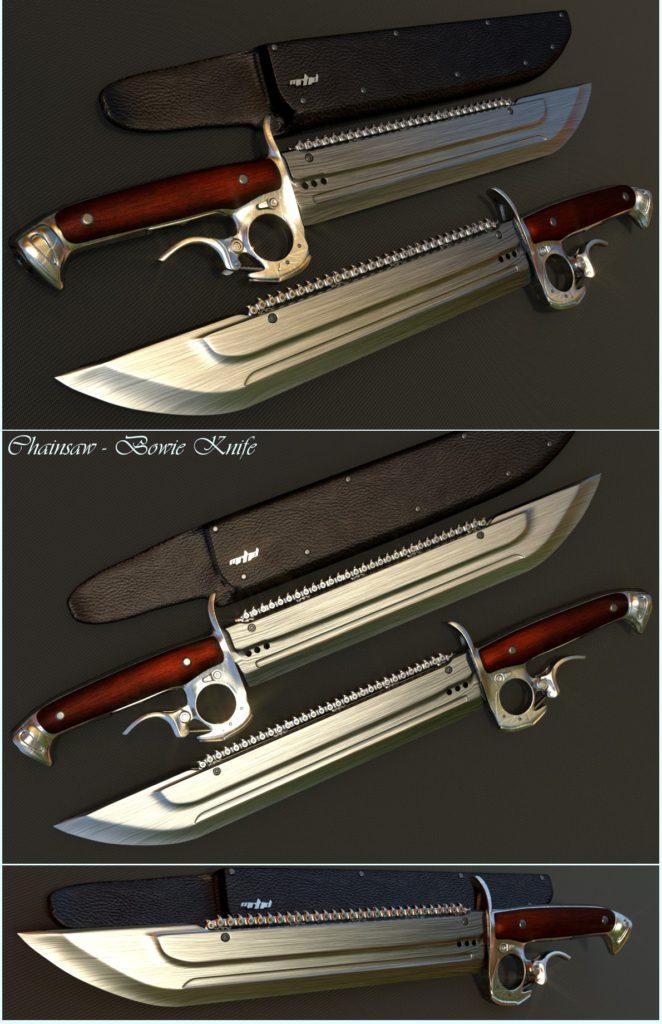 bowie cuchillo