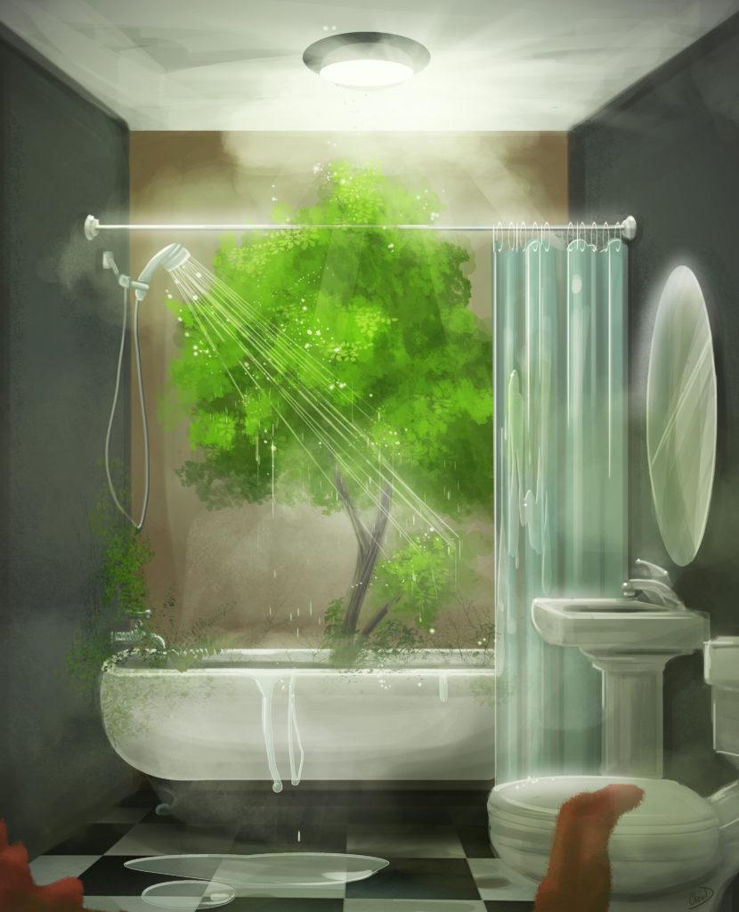 ventajas de bañarse con agua fría